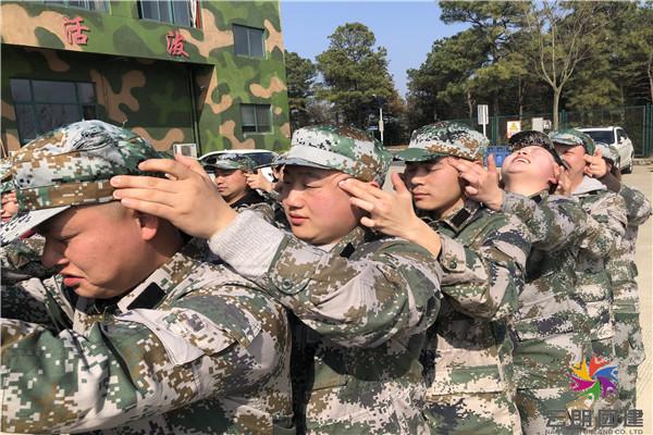 扬州拓展训练活动