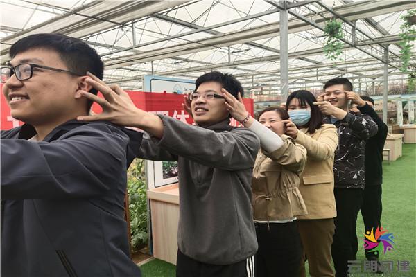 扬州天乐湖趣味团建活动