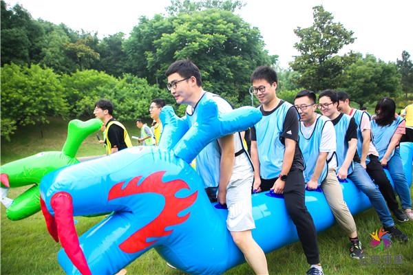 扬州户外趣味运动会团建活动