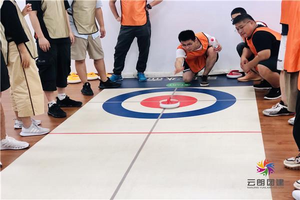 旱地冰壶—团建活动—扬州拓展训练