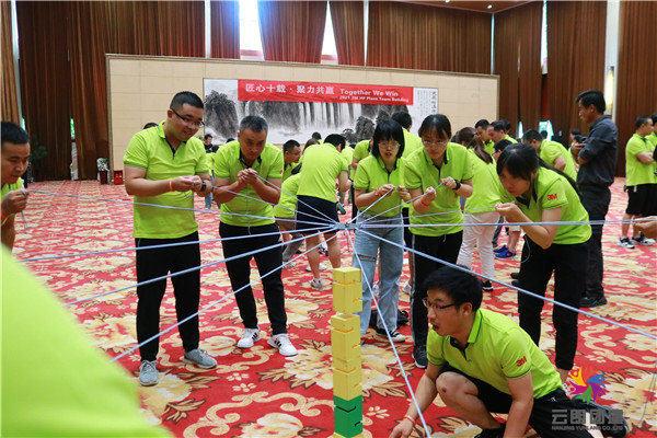 扬州夏日主题团建活动